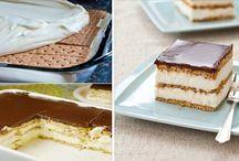 Kuchen und Desserts