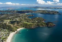 Waiheke Island / Explore the magical place that is Waiheke Island, New Zealand.