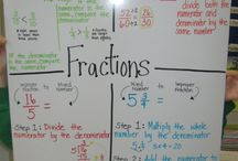 Fractions / by Stacey Wascom