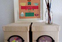 Café Party design