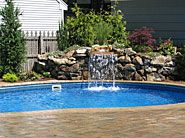 Hot Tubs   Water Scapes   Pools / Plan you summer retreat now.