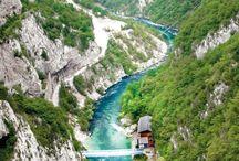 Balkan travel