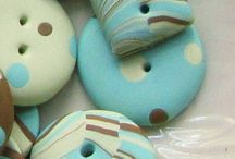 polymerclay buttons