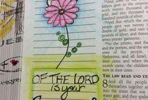 Nehemiah Bible Journaling