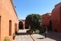 Pérou  - Peru / De Lima à Arequipa, de Cusco à Puno