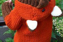 knitting / I whish u can make these all ...