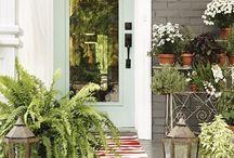 Porches * Verandas * Sunrooms  / by Ashley Holloway