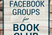 Book Club Resources / Book club suggestions. Books for book club that I've personally read and discussed with my boo club