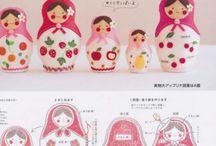 Russin dolls !