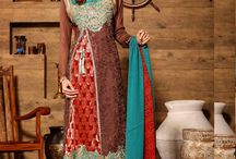Tawakkal Cardinal Chiffon Suits Collection 2015