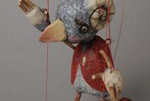 Puppets: titeres y marionetas