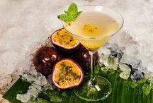 SaSaZu signature cocktails