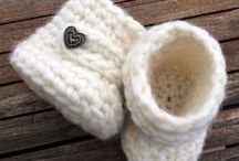 Patterns Baby Bootees.....