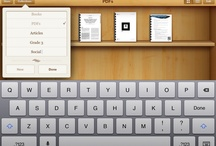 iPAD APPS FOR SPEECH THERAPY / Apps and resources/tutorials for speech therapy for iPad.