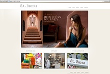 St Barts / St Barts // website design, website development, Ecommerce www.st-barts.com.au