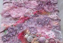 Beverley Elliott - textile21.co.uk / Textile Artist