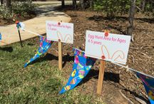 Woodtrace Easter Egg Hunt 2016 / The master planned community of Woodtrace in Tomball Texas celebrated the start of Spring with an Easter Event Saturday, March 19th, 2016