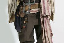 Kostym Jack Sparrow
