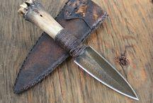 primitivní nože