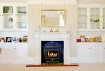 New home - fireplaces