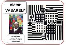 Vasarely Victor