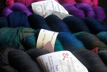 Knitting, Crochet, Yarn / by Courtney Quintana