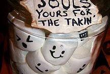Canteen Halloween ideas