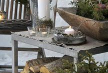 Outdoor decor  / by Serena West