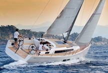 Grand Soleil / Grand Soleil is a sailing yachts' brand built in Cantiere del Pardo, Bologna, Italy, since 1974,