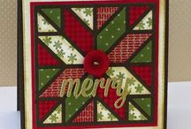 Stampin' Up! Christmas Quilt Bundle