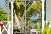 Dream house on seashore