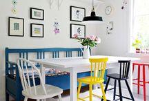 Alternate dining room ideas