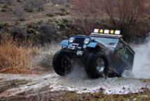 4X4 OFF ROAD DRIVING - SUV INFORMATION AND ADVICE