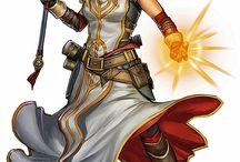 Cleric - Female