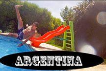 VIAJES POR SUDAMERICA / Videos travel vlogs de viajes familiares por Sudamerica.