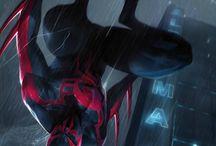 Человек паук 2099