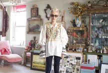My Older Self aka Linda Rodin