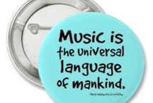 iHeartMusic / After silence, that which comes nearest to expressing the inexpressible is music. ~Aldous Huxley / by NeKesha