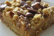 Recipes-Squares/Bars