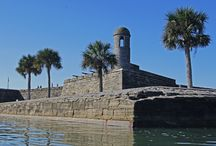 Four Florida Historical Forts / Step back in time and visit four Florida forts