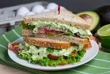Sandwiches/Burgers/Wraps / by Jen Mazon