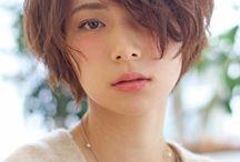 日本髮型(短)