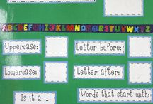Alphabet/Ideas/Activities