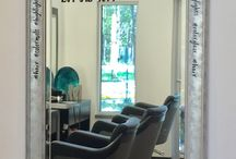 SALON UPGRADE:SMALL TOUCHES