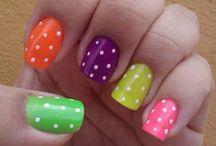 My nails like...