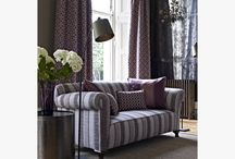 Prestigious Textiles / Founded in 1988, Prestigious Textiles & Wallcoverings reaches a global market through its network of trading partners and international alliances.