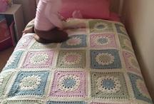 идеи покрывала МК одеяла