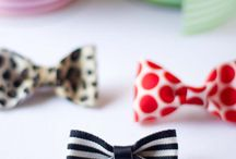 Girls hair bows