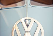 VW Bus and Cars / by Tiffany Kennedy