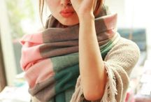 Women Fashion Scarves